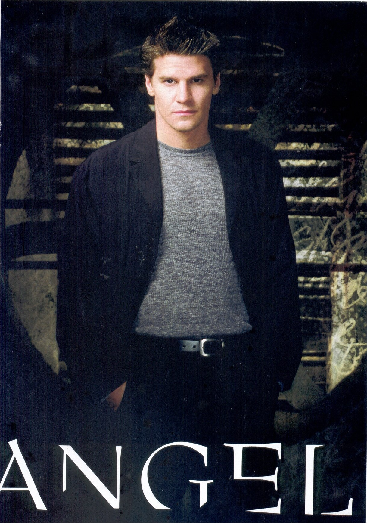 David Boreanaz Angel